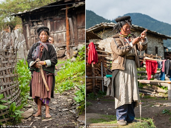 Bo toc chat vat giu nep song co xua o Bhutan hinh anh 7