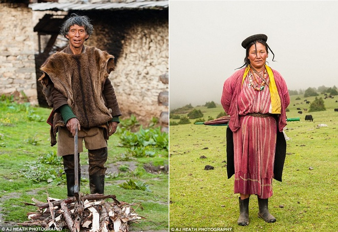Bo toc chat vat giu nep song co xua o Bhutan hinh anh 8