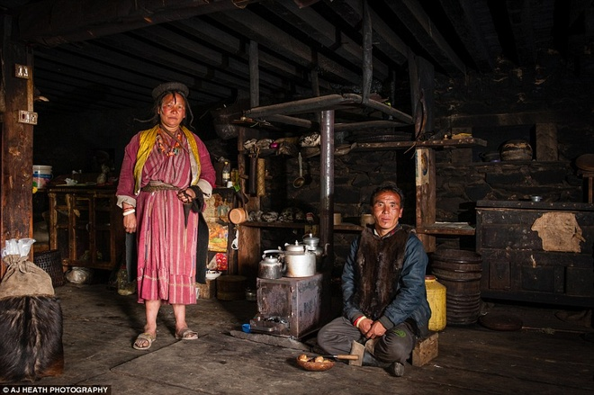 Bo toc chat vat giu nep song co xua o Bhutan hinh anh 9