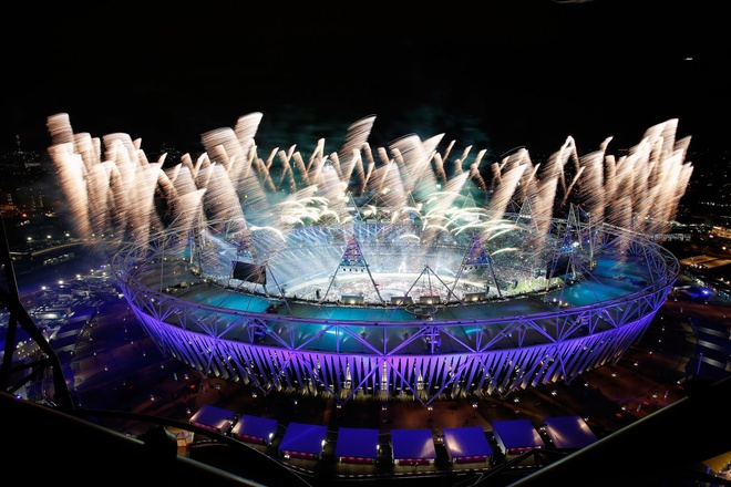 Nhung san van dong Olympic an tuong khap 5 chau hinh anh 8