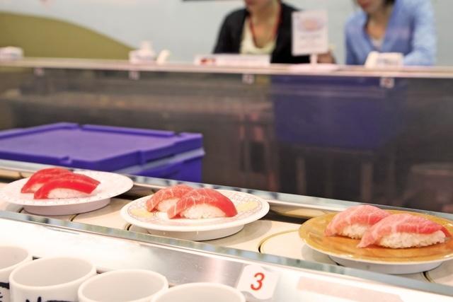 5 bien the doc dao cua mon sushi Nhat Ban hinh anh 1