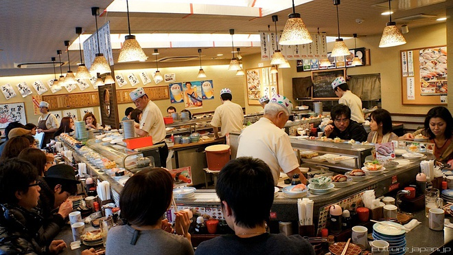 5 bien the doc dao cua mon sushi Nhat Ban hinh anh 2