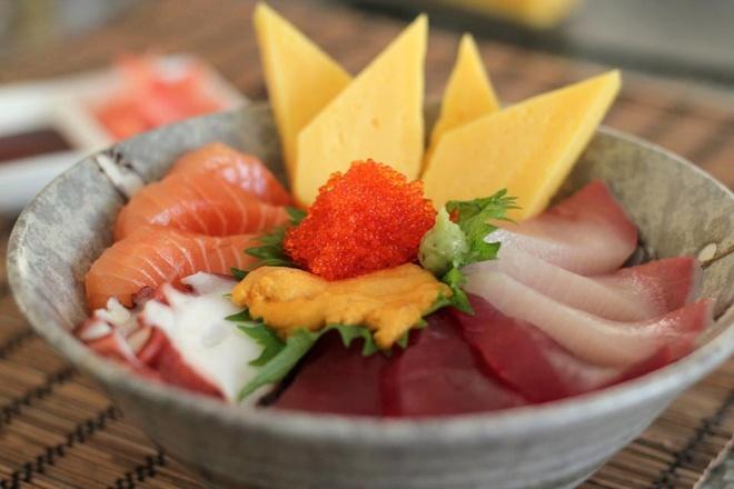 5 bien the doc dao cua mon sushi Nhat Ban hinh anh 4