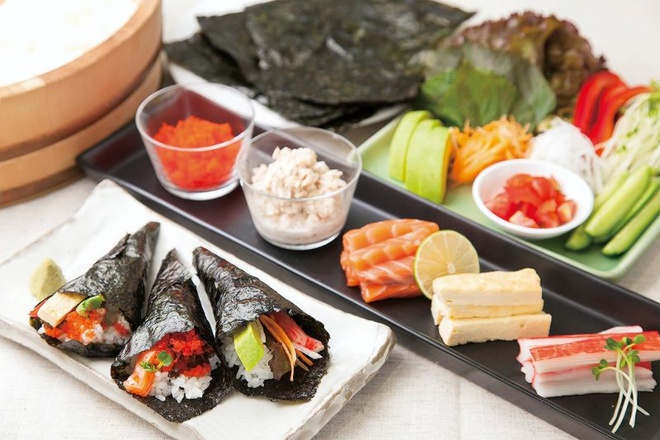 5 bien the doc dao cua mon sushi Nhat Ban hinh anh 7
