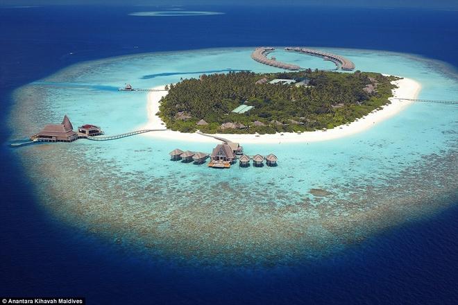 Loat resort sieu sang o Maldives danh cho nha giau hinh anh 10