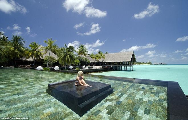 Loat resort sieu sang o Maldives danh cho nha giau hinh anh 11