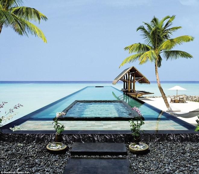 Loat resort sieu sang o Maldives danh cho nha giau hinh anh 12
