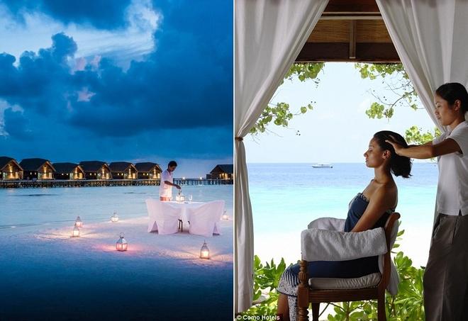 Loat resort sieu sang o Maldives danh cho nha giau hinh anh 14