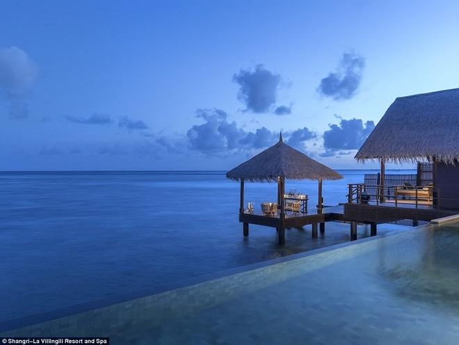Loat resort sieu sang o Maldives danh cho nha giau hinh anh 15