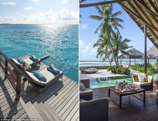 Loat resort sieu sang o Maldives danh cho nha giau hinh anh 16