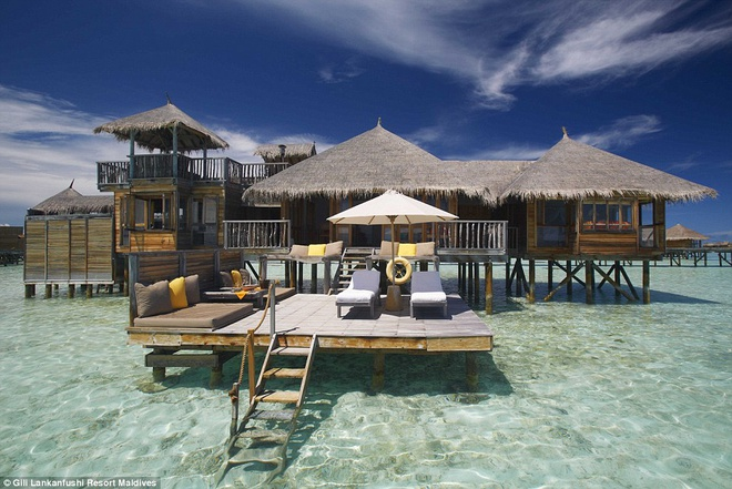 Loat resort sieu sang o Maldives danh cho nha giau hinh anh 17