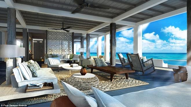 Loat resort sieu sang o Maldives danh cho nha giau hinh anh