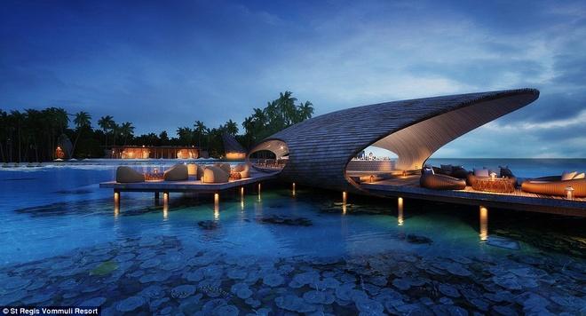 Loat resort sieu sang o Maldives danh cho nha giau hinh anh 20