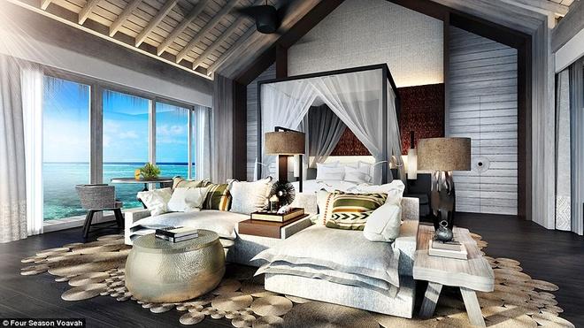 Loat resort sieu sang o Maldives danh cho nha giau hinh anh 2