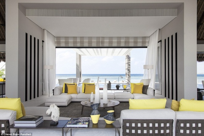 Loat resort sieu sang o Maldives danh cho nha giau hinh anh 3