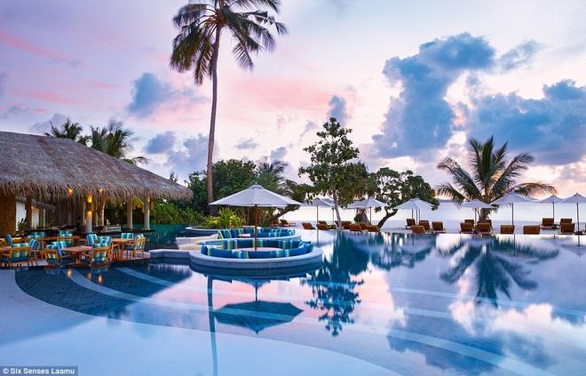 Loat resort sieu sang o Maldives danh cho nha giau hinh anh 5
