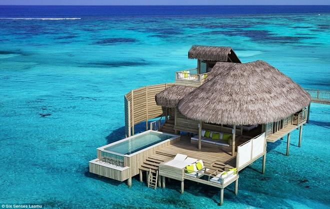 Loat resort sieu sang o Maldives danh cho nha giau hinh anh 6