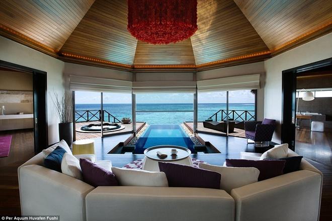 Loat resort sieu sang o Maldives danh cho nha giau hinh anh 7