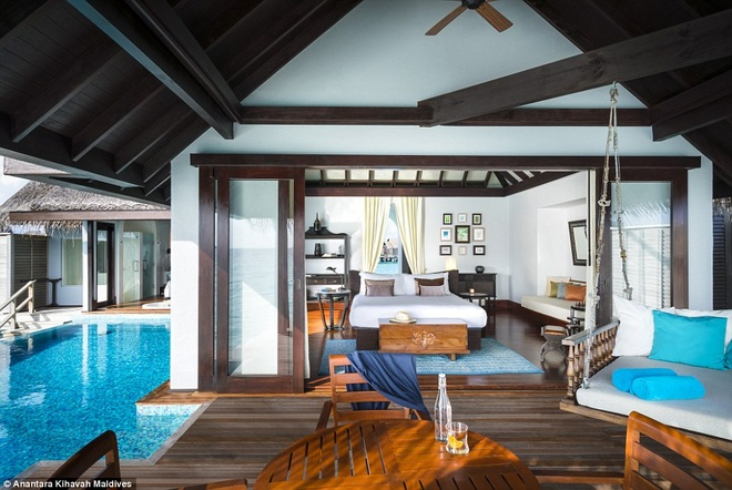 Loat resort sieu sang o Maldives danh cho nha giau hinh anh 9