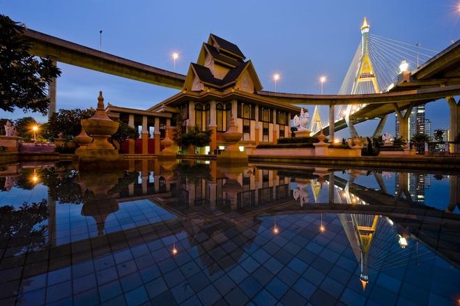 Bangkok la thanh pho dong khach du lich nhat the gioi hinh anh