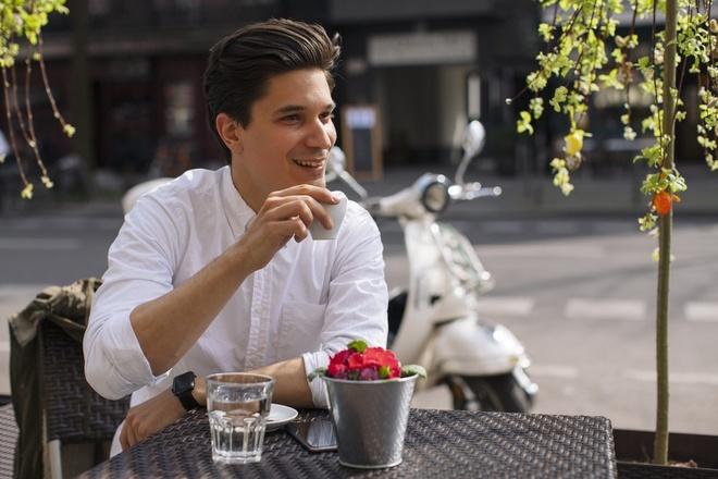 Bi quyet uong espresso sanh nhu nguoi Italy hinh anh 1