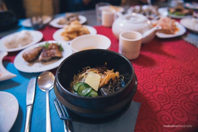 Dac san Trieu Tien: It lua chon, kem hap dan hinh anh