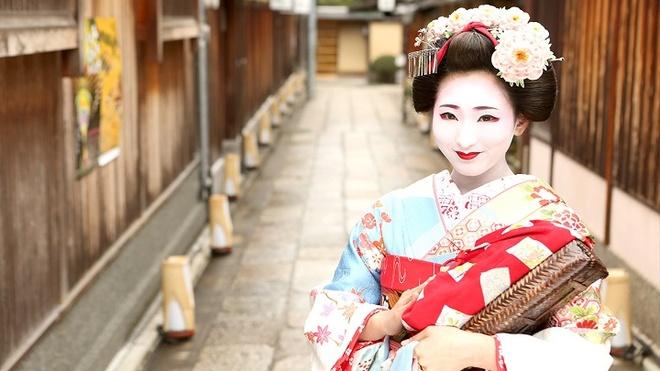 Su that ve geisha thoi hien dai anh 1
