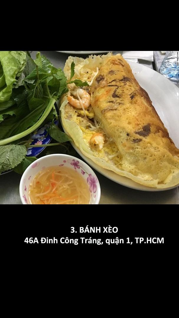 Bao My goi y 40 mon phai thu khi den Viet Nam anh 3