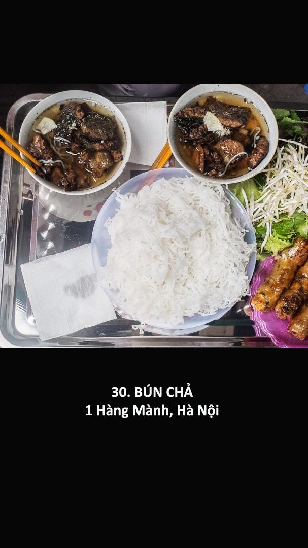Bao My goi y 40 mon phai thu khi den Viet Nam anh 30