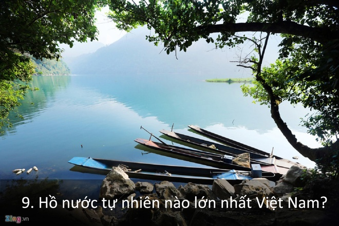 Trac nghiem ve du lich Viet Nam anh 9
