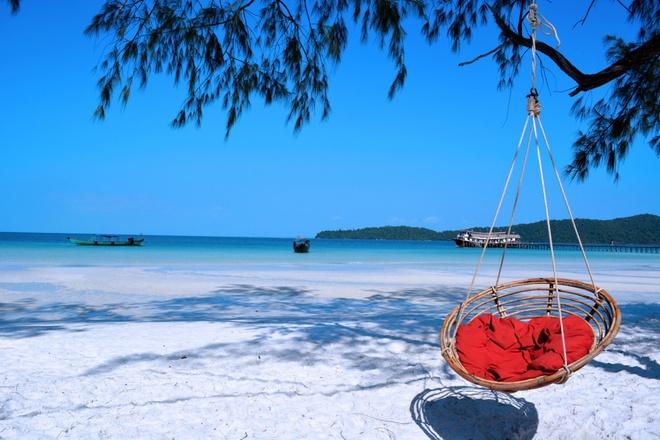 Diem den 2/9: Dao Campuchia gia re dep khong kem Maldives hinh anh