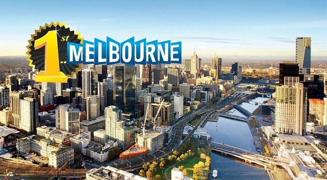 Khong chi dang song nhat, Melbourne con la thanh pho hanh phuc nhat hinh anh