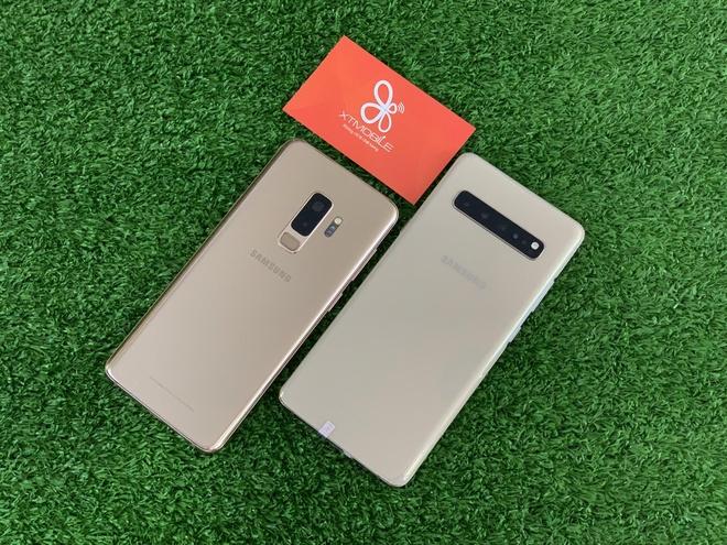 iPhone 7 Plus, Galaxy S10 5G giam den 900.000 dong tai XTmobile hinh anh 4 galaxy-s9-plus-s10-5g-khuyen-mai-xtmobile.jpg