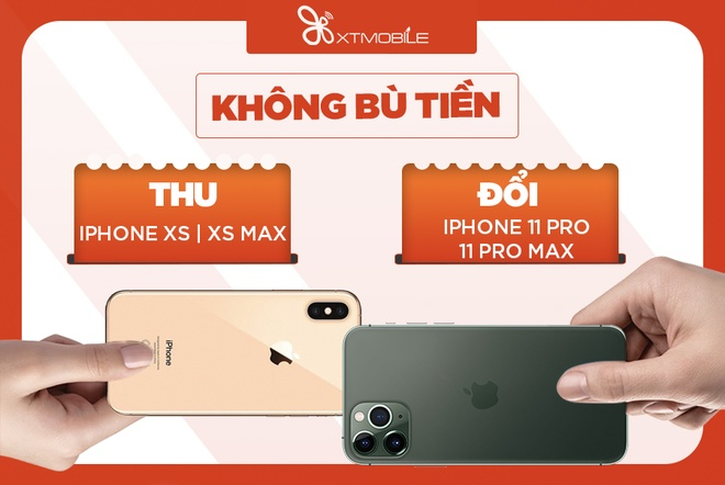 iPhone 11 Pro Max anh 2