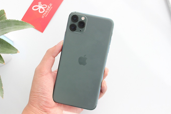 iPhone 11 Pro Max anh 4