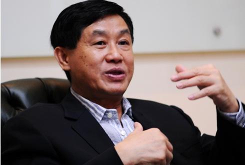 Bo chong Ha Tang: 'Toi khong phai ty phu bong bong' hinh anh 1