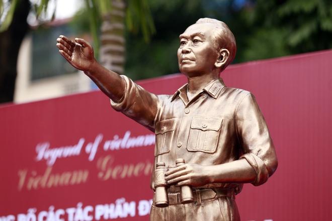 Tuong tuong Giap va 3 danh tuong Viet o Ha Noi hinh anh