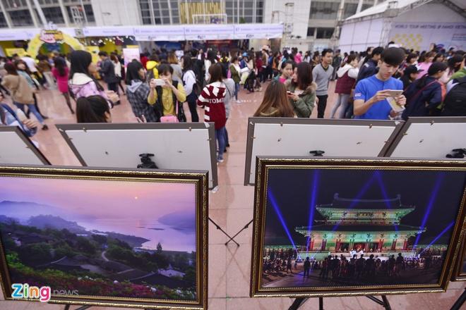 Hang nghin ban tre xep hang tham gia le hoi Han Quoc hinh anh 10