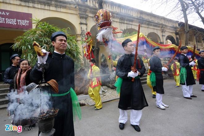 Dai tuong Tran Dai Quang dang huong tai Hoang thanh hinh anh 10