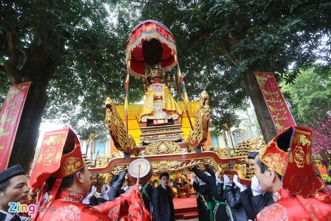 Dai tuong Tran Dai Quang dang huong tai Hoang thanh hinh anh 6