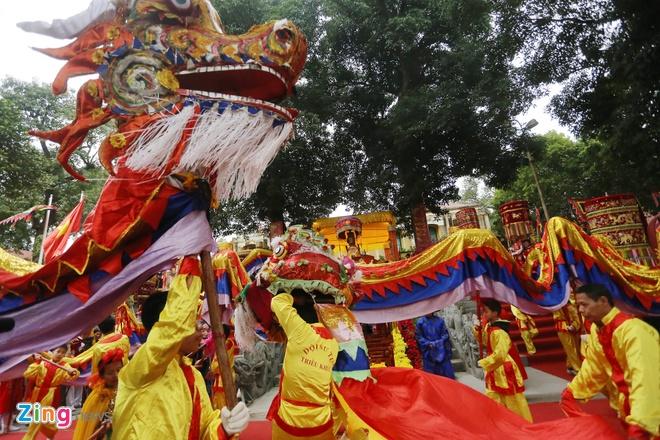 Dai tuong Tran Dai Quang dang huong tai Hoang thanh hinh anh 7