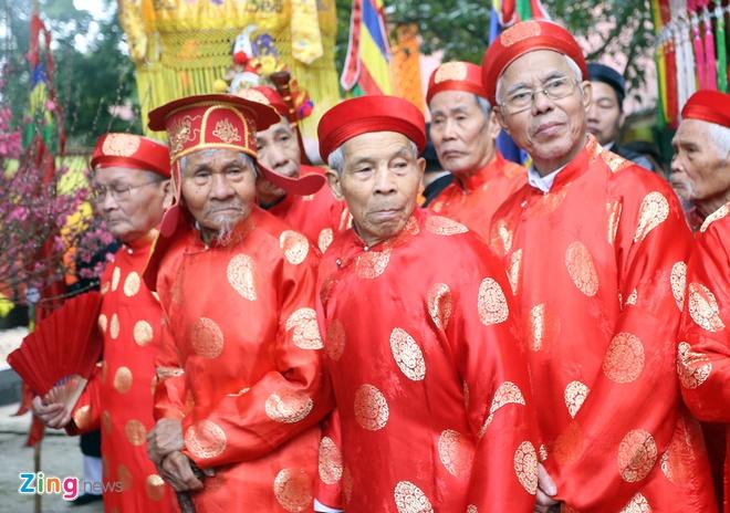 Dai tuong Tran Dai Quang dang huong tai Hoang thanh hinh anh 8