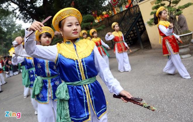 Dai tuong Tran Dai Quang dang huong tai Hoang thanh hinh anh 9