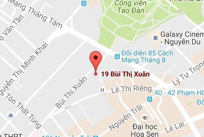 Viet kieu Phap tu vong trong khach san o Sai Gon hinh anh 2