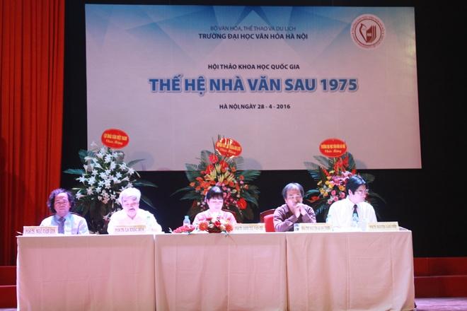 Nha van sau 1975  - mot the he doi moi hinh anh 1