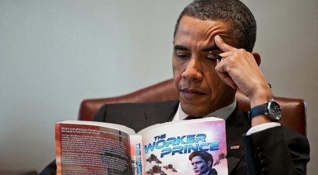 Barack Obama – mot 'mot sach' nuoc My hinh anh