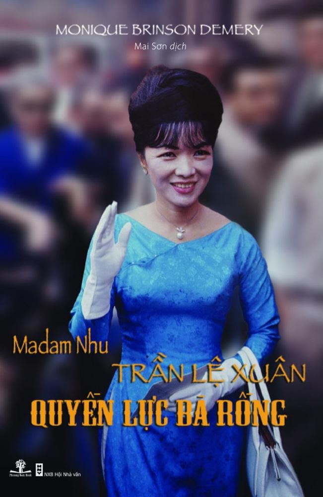 Sach 'Madam Nhu - Quyen luc ba Rong' bi thu hoi hinh anh 1
