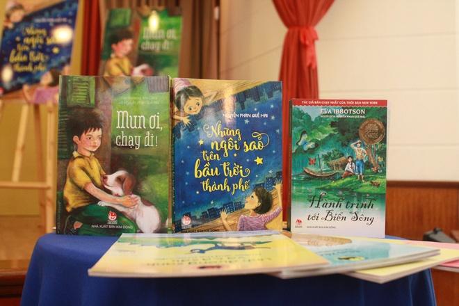 Nguyen Phan Que Mai: Khi viet, toi hinh dung minh la dua tre hinh anh