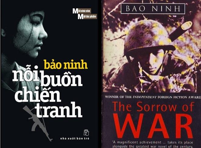 Bao Ninh,  Giai thuong van chuong anh 2
