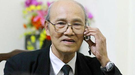 Nha nghien cuu Nguyen Phuc Giac Hai qua doi hinh anh